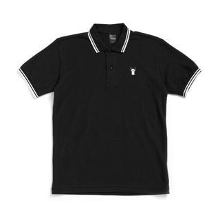 アップルバム(APPLEBUM)のAPPLEBUM Pitch Odd Mansion ポロシャツ Lサイズ 美品(ポロシャツ)