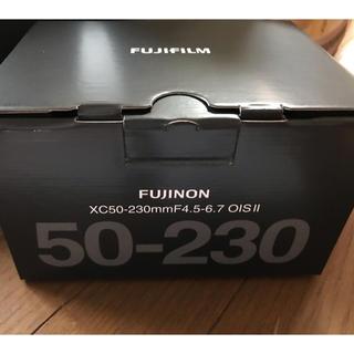 富士フイルム - 新品!三年保証XC50-230mmF4.5-6.7 OIS II