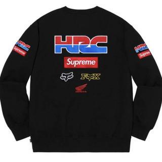 Supreme - 国内正規 Mサイズ Supreme Honda Racing Crewneck