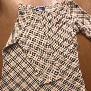 バーバリーブルーレーベル(BURBERRY BLUE LABEL)のtシャツ(Tシャツ/カットソー)