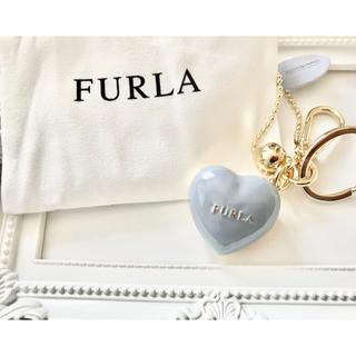 Furla - フルラ✳︎ハートキーリング キーホルダー
