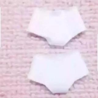 Takara Tomy - ショーツ2枚☆ホワイト☆リカちゃん、ブラウス☆新品、送料無料、即購入可能