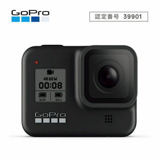 GoPro - GoPro(ゴープロ) HERO8 Black CHDHX-801-FW 即納