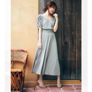 エーケービーフォーティーエイト(AKB48)のherlipto Butterfly Jersey Long Dress  (ロングワンピース/マキシワンピース)