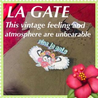エルエーゲート(LA GATE)の❇️【LAGATE】ヴィンテージマニアの真骨頂☆‼️限定モデル‼️(Tシャツ/カットソー(半袖/袖なし))