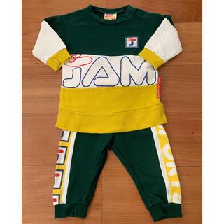 JAM - JAM セットアップ