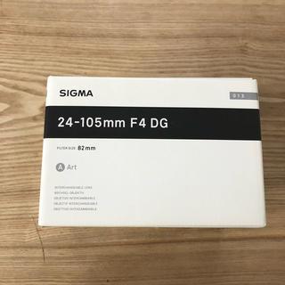 SIGMA - SIGMA 24-105mm F4 DG 【美品】