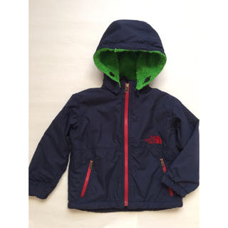 THE NORTH FACE - ノースフェイス コンパクトノマドジャケット 100 キッズ north face
