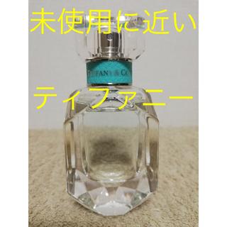 Tiffany & Co. - 【未使用に近い】TIFFANY & co ティファニー パルファム 30ml