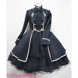 Angelic Pretty - Elegant Army Doll OP