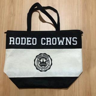 ロデオクラウンズ(RODEO CROWNS)のロデオ♡福袋のカバン(ショップ袋)