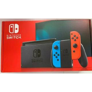 Nintendo Switch - 新型 Nintendo Switch 任天堂 ニンテンドースイッチ ネオンカラー