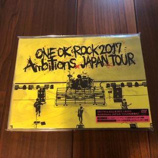 ONE OK ROCK - 新品未開封 ONE OK ROCK Ambitions JAPAN TOUR