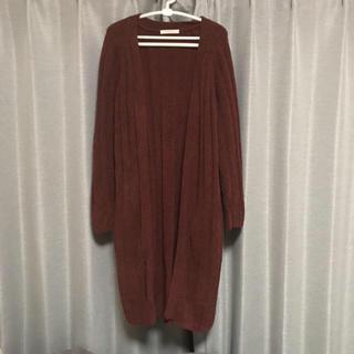 ショコラフィネローブ(chocol raffine robe)のchocol raffine robe ニットカーディガン(カーディガン)