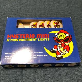 HYSTERIC MINI - ヒステリックミニ クリスマス ライト