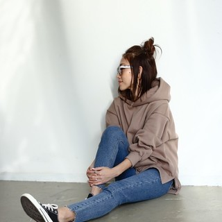Auntie Rosa - Auntie rosa holiday アンティローザホリデー☆スリットパーカー