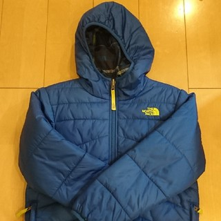 THE NORTH FACE - 美品☆THE NORTH FACE キッズ リバーシブル 中綿ジャンパー