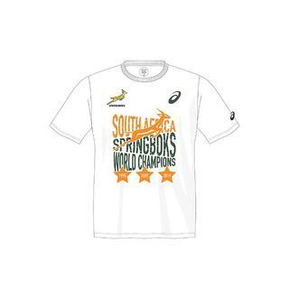 asics - スプリングボクス優勝記念Tシャツ