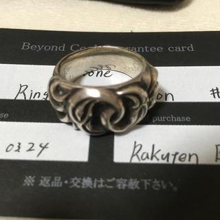 ロンワンズ(LONE ONES)のロンワンズ リング コスミックユニオンリング 20号 正規品(リング(指輪))