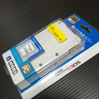 ニンテンドー3DS - 任天堂  ニンテンドー New 3DS 専用 バリカタカバー 保護ケース