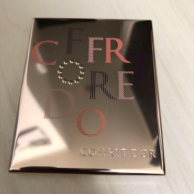 COFFRET D'OR(コフレドール)のコフレドール    シャイニカラーコレクション 01  シャイニーナチュラル コスメ/美容のベースメイク/化粧品(アイシャドウ)の商品写真