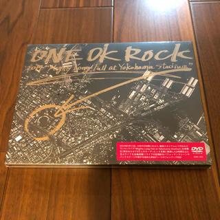 ワンオクロック(ONE OK ROCK)の新品未開封 ONE OK ROCK 2014 Mighty Long Fall(ミュージック)