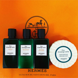 エルメス(Hermes)のHERMES アメニティ 普通サイズソープ(バスグッズ)