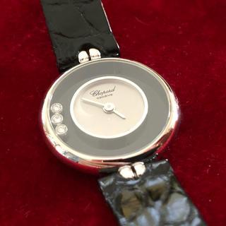 ショパール(Chopard)のショパールハッピーダイヤモンドウォッチ(腕時計)