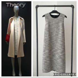 セオリー(theory)の✤2017SS Theory セオリー ワンピース✤(ひざ丈ワンピース)