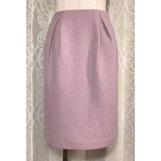 NOLLEY'S - ノーリーズ 淡ピンクスカート