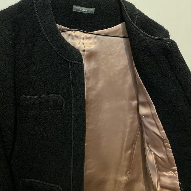 IENA(イエナ)のIENA ウールジャケット レディースのジャケット/アウター(その他)の商品写真