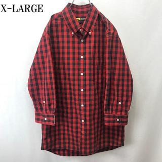 エクストララージ(XLARGE)の売約済み X-LARGE  7分袖シャツ (シャツ)