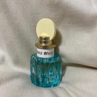 miumiu - MIU MIU 香水 ミュウミュウ ローブルー