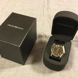 エンポリオアルマーニ(Emporio Armani)のEMPORIO ARMANI 時計(腕時計(デジタル))