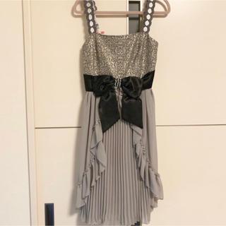 axes femme - 【axes famme 】美品◎結婚式のお呼ばれドレス