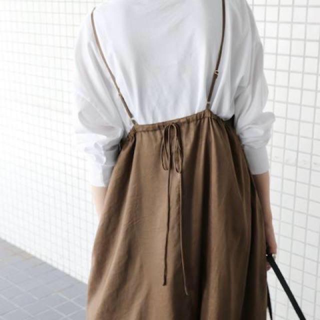 IENA(イエナ)のスローブイエナ ワンピース♡ レディースのワンピース(ロングワンピース/マキシワンピース)の商品写真