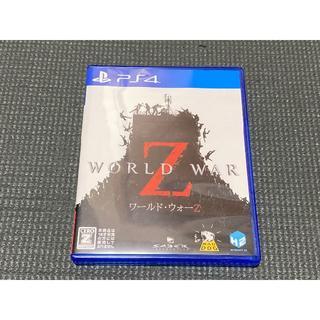 PS4 ワールドウォーZ 日本語版