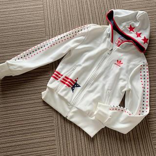 adidas - adidas usaオリンピック限定 星柄 パーカー
