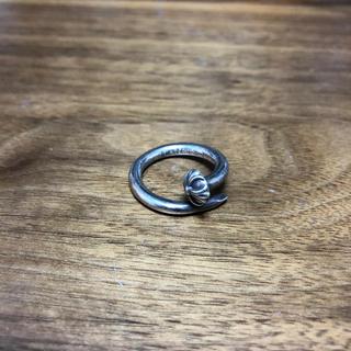 クロムハーツ(Chrome Hearts)のクロムハーツ ネイルリング(リング(指輪))