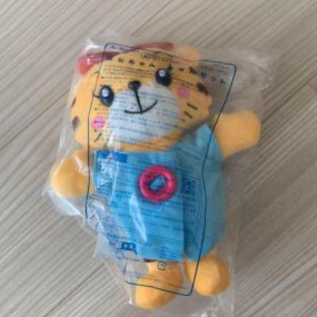 学研(ガッケン)のはなちゃん  ぬいぐるみ キッズ/ベビー/マタニティのおもちゃ(ぬいぐるみ/人形)の商品写真