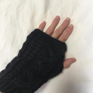 TOMORROWLAND - ウォーレンスコット 指無し手袋