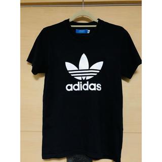 adidas - adidas Originals 黒Tシャツ