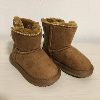 フタフタ(futafuta)の中ボアの靴 13cm(その他)