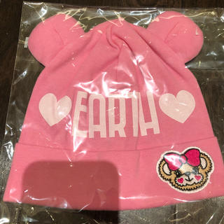 EARTHMAGIC - アースマジック ベビー帽子 新品
