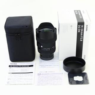 SIGMA - SIGMA 14-24mm F2.8 DG DN