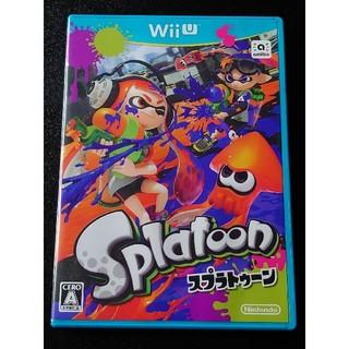 Wii U - Splatoon(スプラトゥーン) Wii U