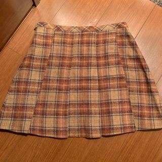 ロキエ(Lochie)のドルチェ&ガッバーナ チェックプリーツミニスカート(ミニスカート)