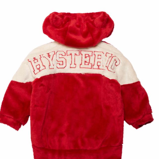 HYSTERIC MINI(ヒステリックミニ)のヒステリックミニ キッズ/ベビー/マタニティのキッズ服女の子用(90cm~)(ジャケット/上着)の商品写真