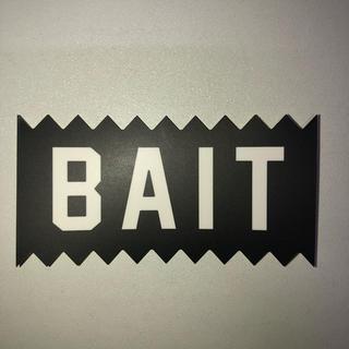 アンディフィーテッド(UNDEFEATED)のBAIT ステッカー sticker シール ベイト(その他)