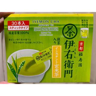 福寿園 伊右衛門インスタント玄米茶